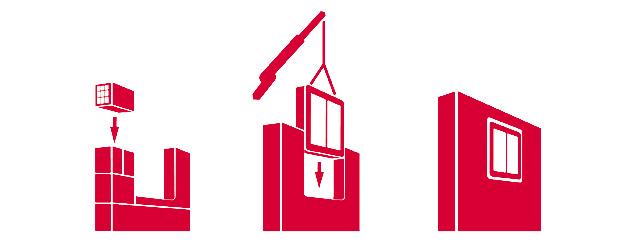 Le bloc baie pour construire votre maison compobaie for Site web pour construire votre propre maison