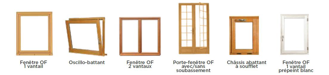 Fenêtres Bois Et Portes Fenêtres Bois