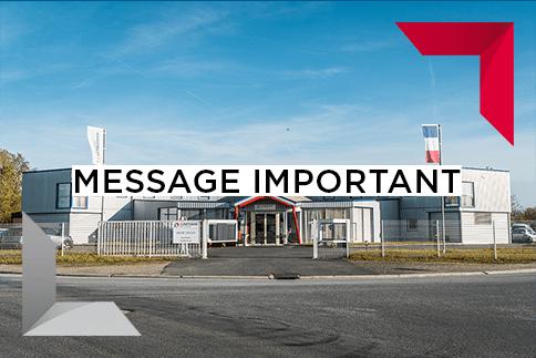 Message covid-19