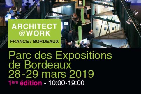 Bordeaux 2019 architect at work