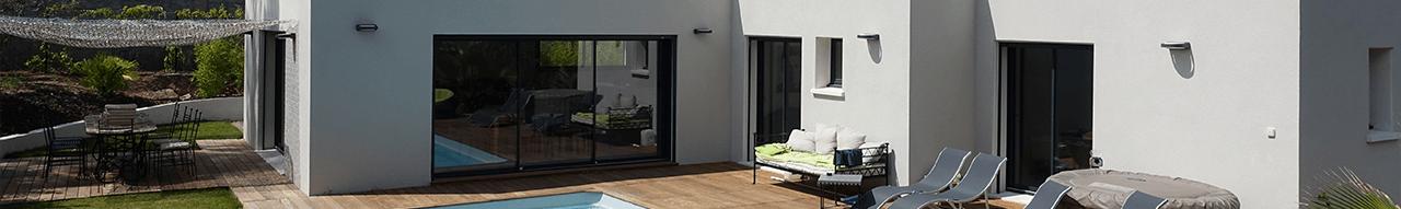 Compo B le bloc baie pour les maisons individuelles