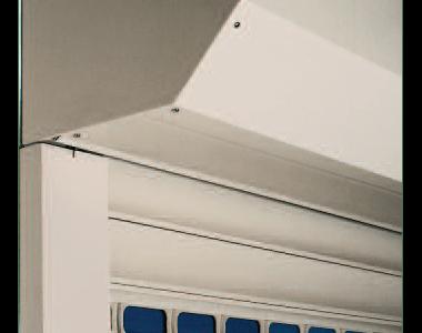 portails de garage à enroulement Compobaie Solutions