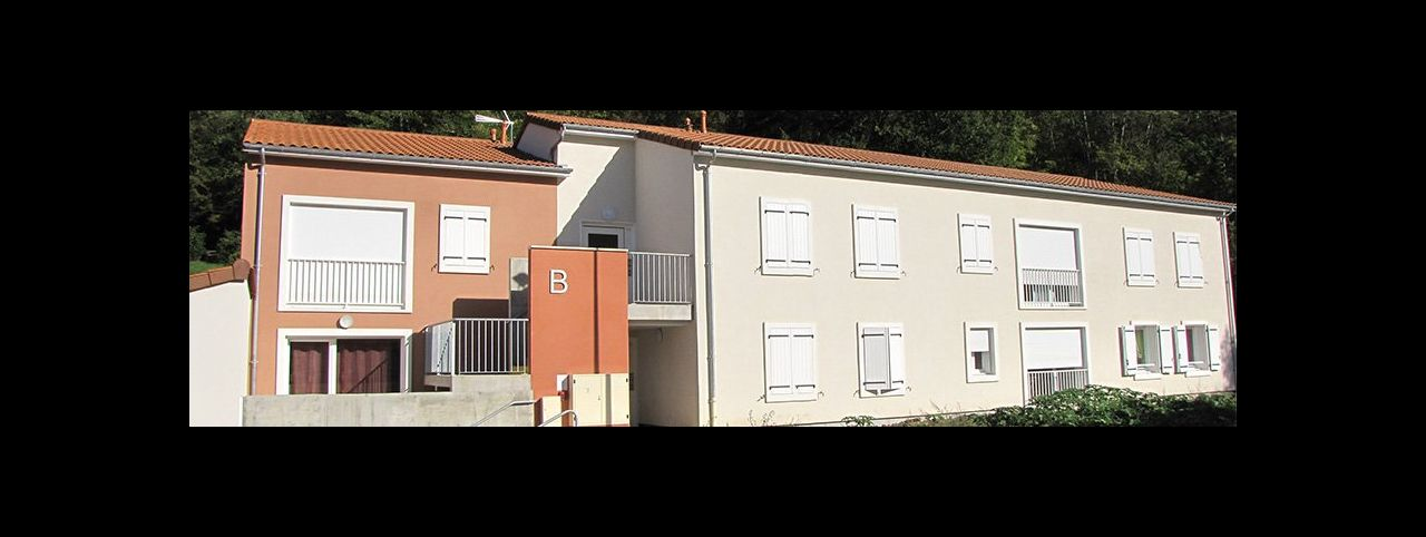 Logements collectifs en bloc Thermocadre