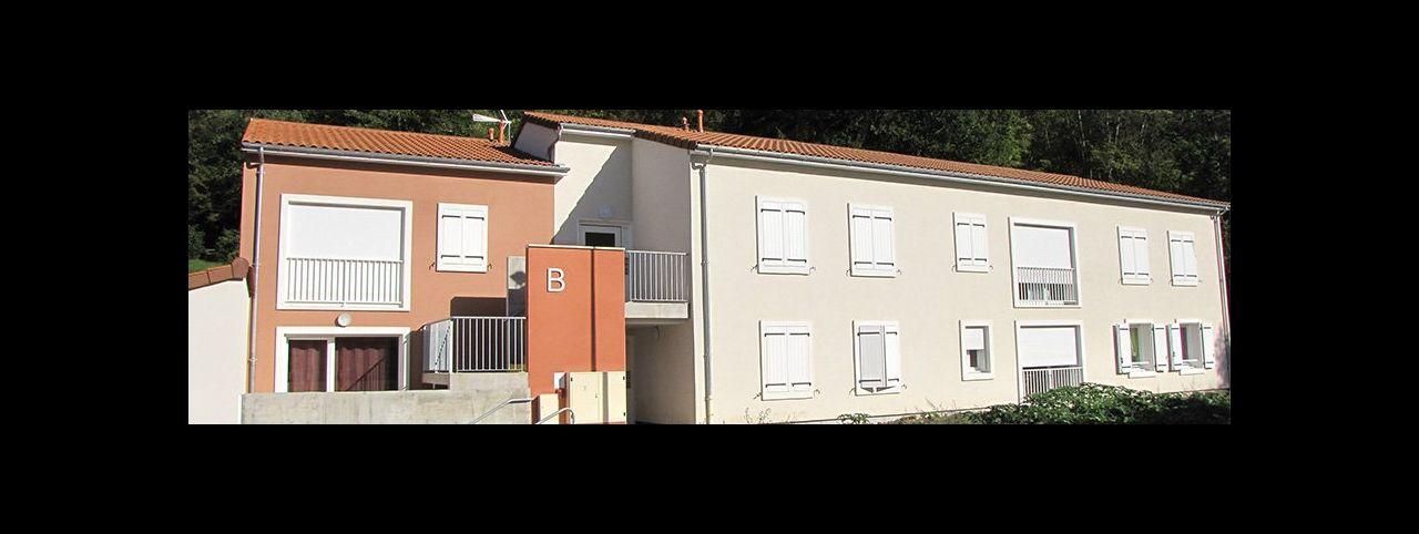 Logements collectifs en bloc Thermocadre
